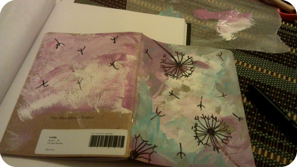 Cool Art Sketchbook Cover : Sketchbook project archives curious notions