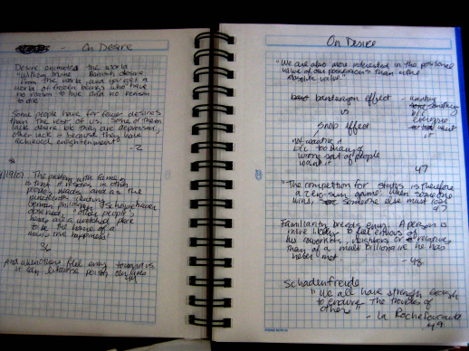 A Peek Into My Journal Collection And Journal Keeping Advice