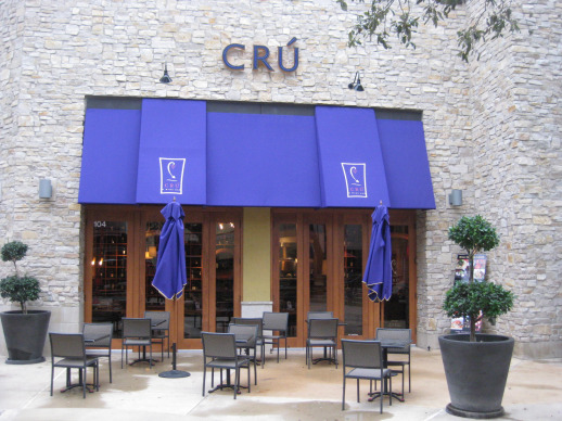 Happy hour at cru girl eats world for 11410 century oaks terrace austin tx
