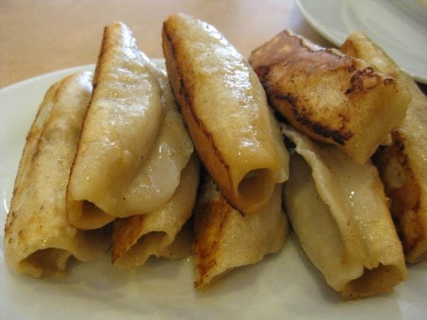 Dumplings at Fufu's Cafe, Houston