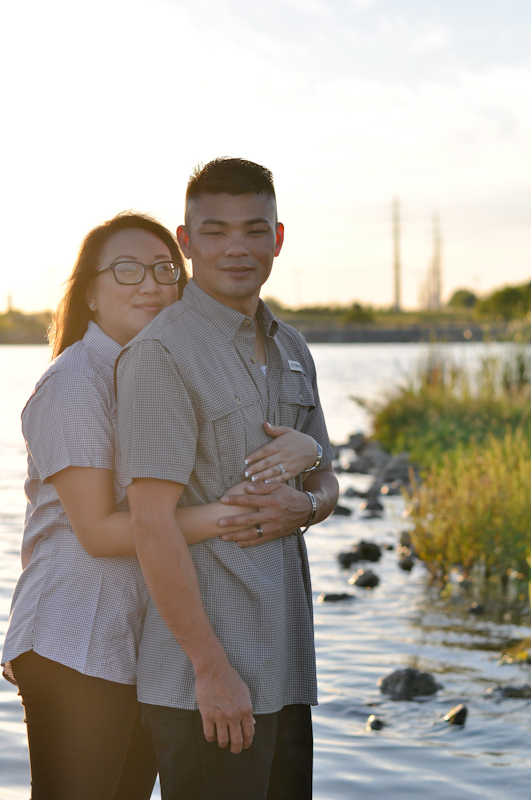 Engagement Session: Julie and Johnny