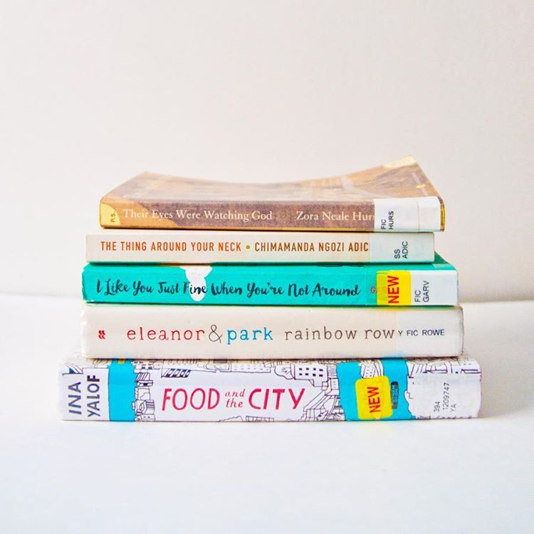 50 Books I Read in 2016