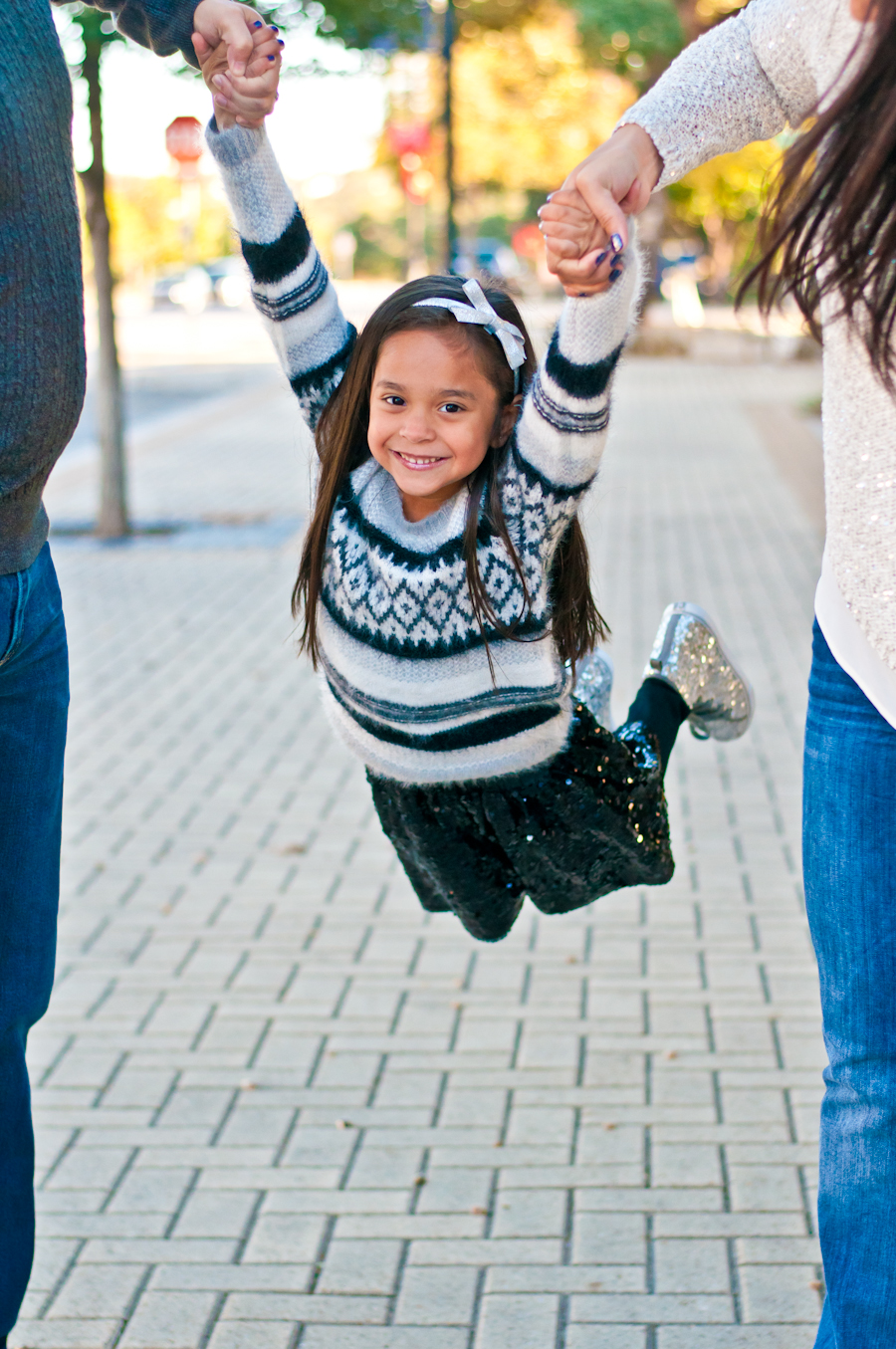 Holiday Family Photography in Austin